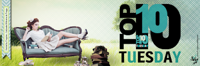 Top Ten Tuesday 296 – Les 10 meilleurs dystopies