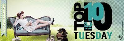 Top Ten Tuesday 298 – 10 belles romances historiques