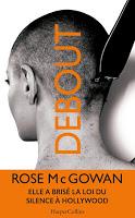 Rose McGowan - Debout