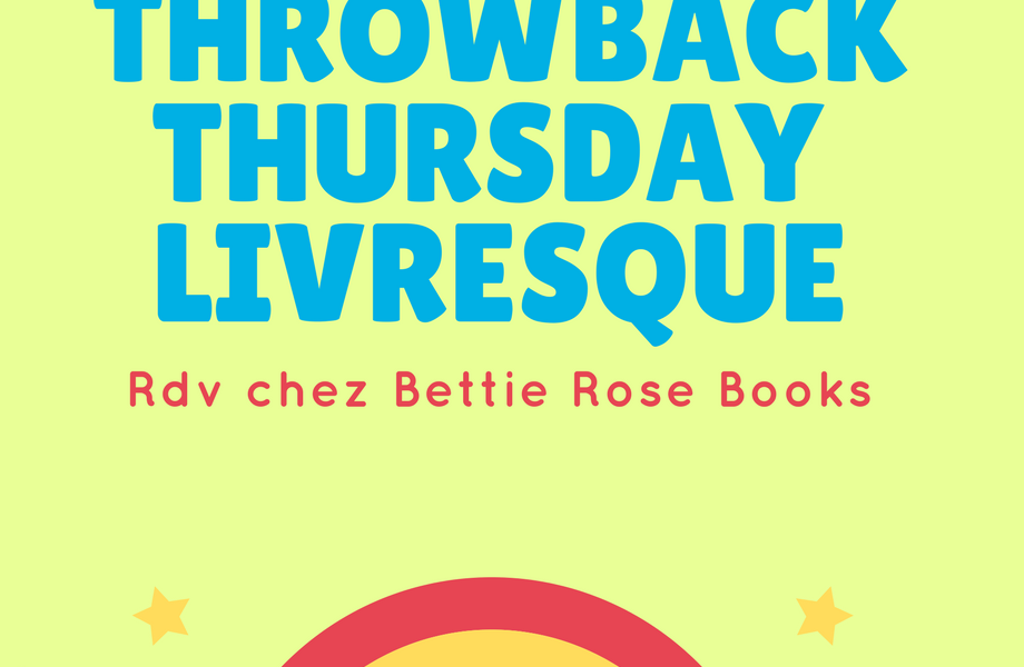 Throwback Thursday Livresque 74 – Un couple LGBT+