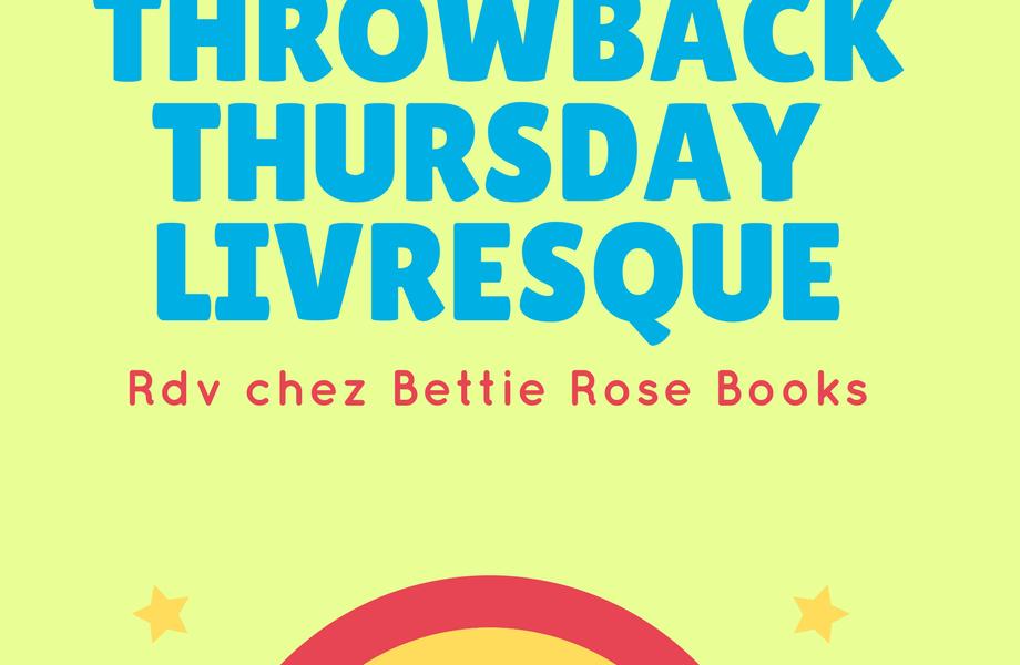 Throwback Thursday Livresque 79 : Sous le soleil des tropiques