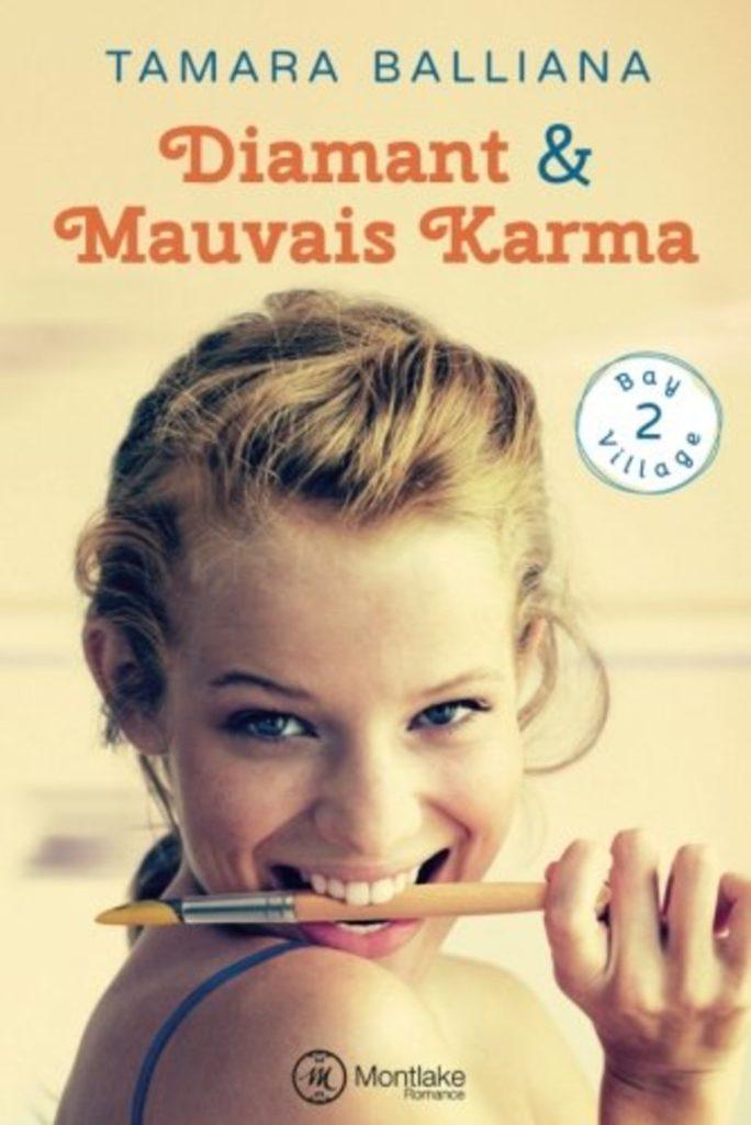 Diamant et Mauvais Karma, Tamara Balliana, Overbooks