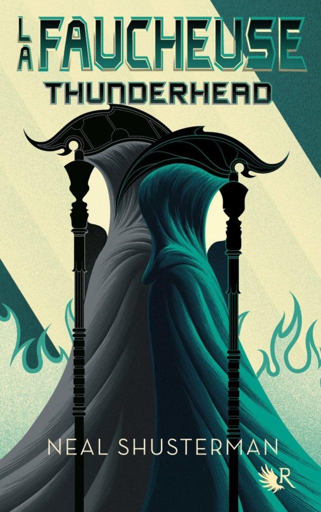 La Faucheuse T2, Thunderhead, Neal Shusterman, Overbooks