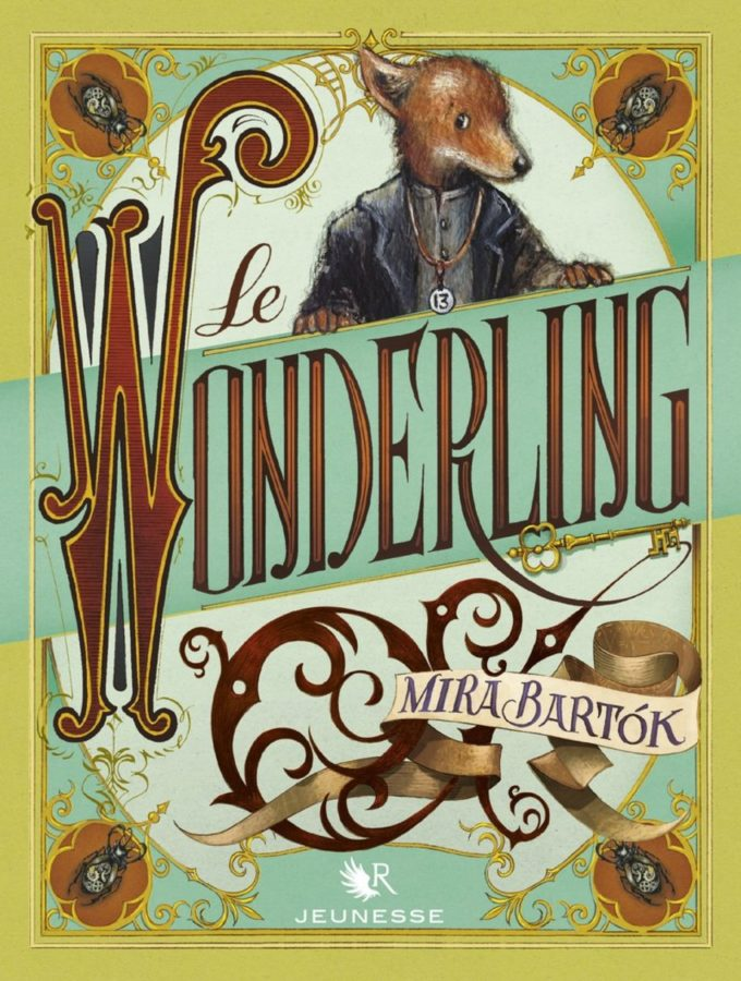 Le Wonderling, Mira Bartok, Overbooks