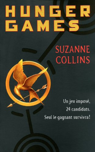 Hunger Games, Overbooks, Suzanne Collins
