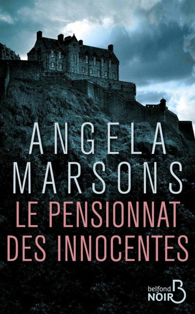 Le pensionnat des innocentes, Angela Marsons