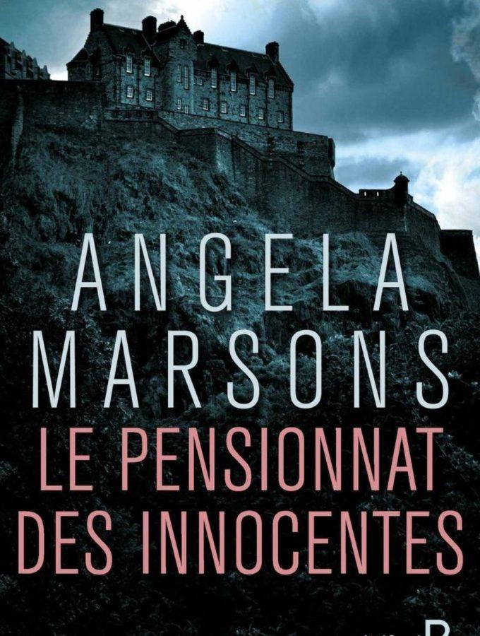 Le pensionnat des innocentes – Angela Marsons