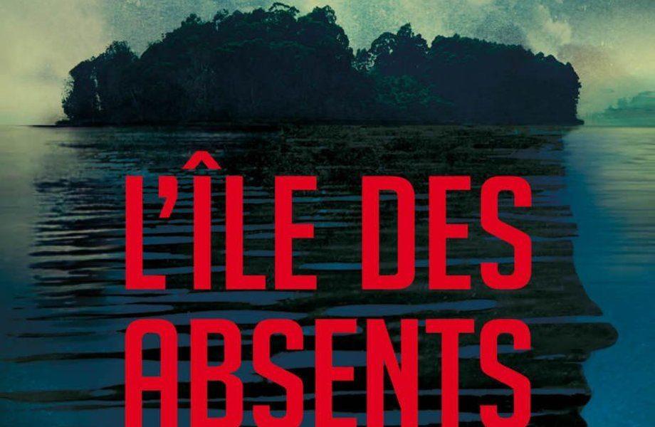 L'île des absents – Caroline Eriksson