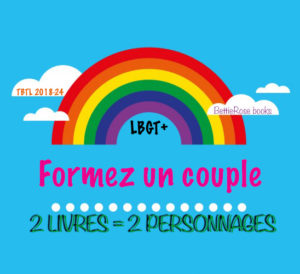 Throwback Thursday Livresque, couple LGBT+