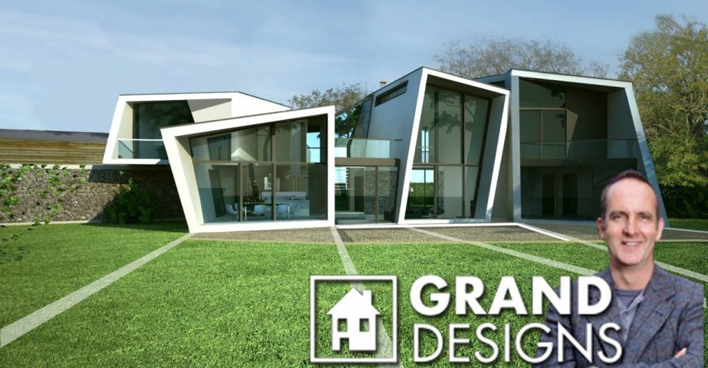 Grand Designs, Overbooks, Netflix
