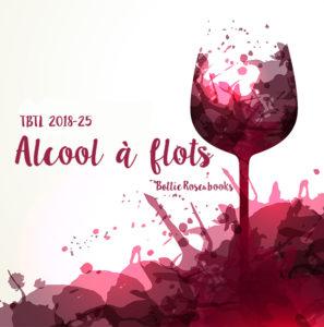 Throwback Thursday Livresque 75, Alcool, Overbooks