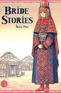 Bride Stories T3, Kaoru Mori