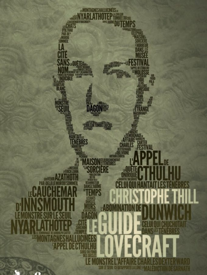 Le guide Lovecraft - Christophe Thill