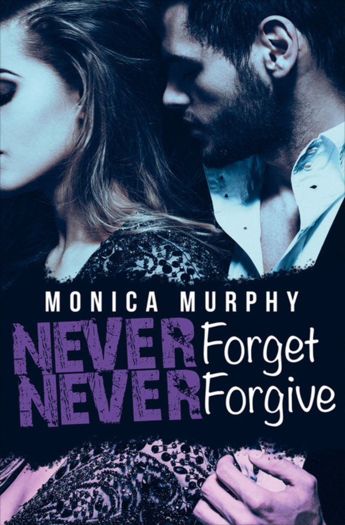 Never Forget Never Forgive -Minica Murphy