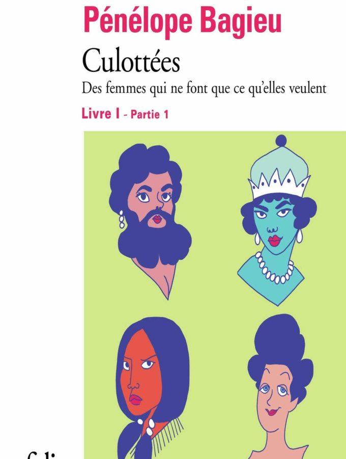 Culottées T1, Pénélope Bagieu, Overbooks