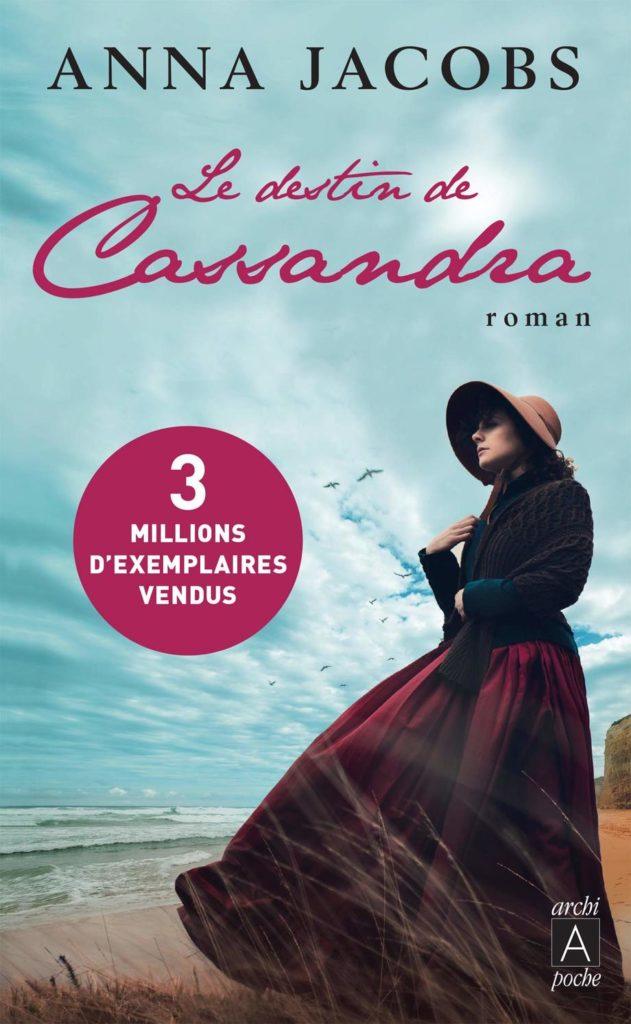 Le destin de Cassandra, Anna Jacobs, Overbooks, L'archipel