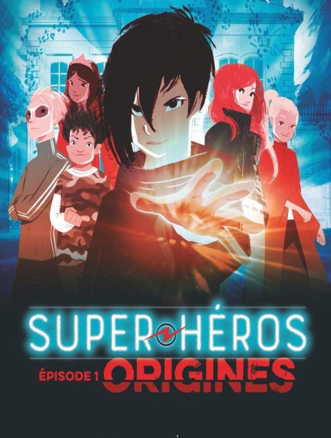 Super Héros, Maxime Gillio