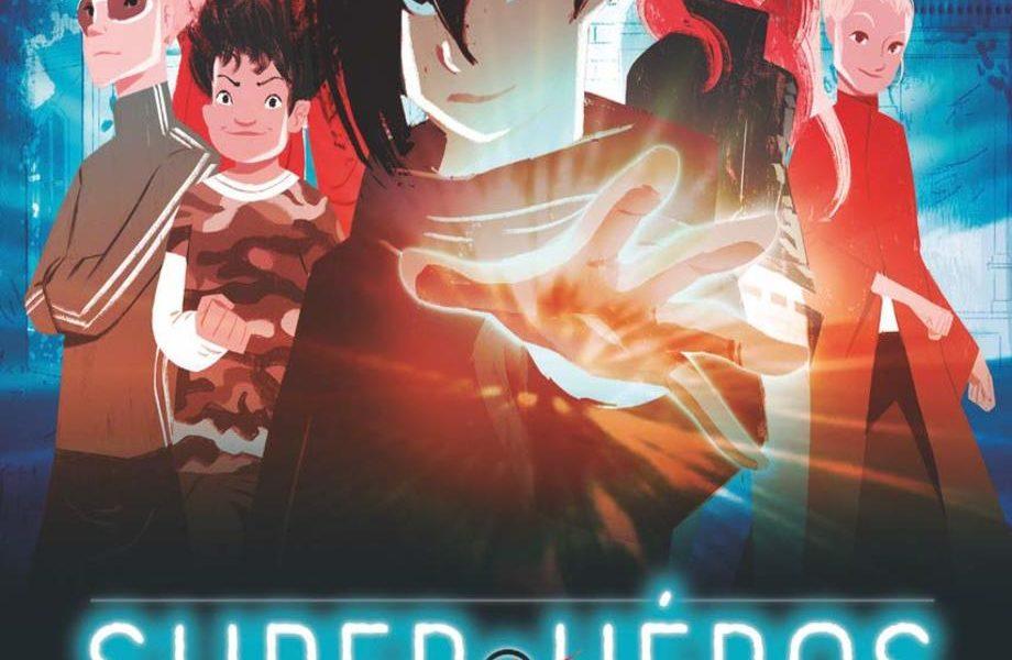 Super-Héros T1 : Origines – Maxime Gillio